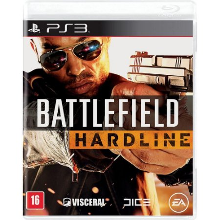 Battlefield Hardline - PS3 Mídia Física Usado