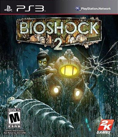 Bioshock 2 - Ps3 Mídia Física Usado