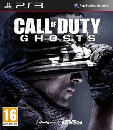 Call of Duty Ghosts - PS3 Midia Física Usado