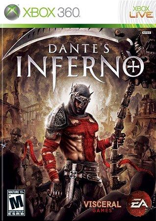 Dante's Inferno - Xbox 360 Mídia Física Usado
