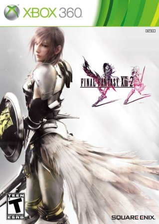 Final Fantasy X3 2 - Xbox 360 Mídia Física Usado