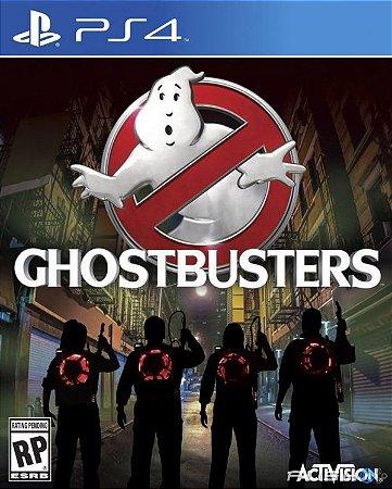 Ghostbusters - PS4 Mídia Física Novo Lacrado