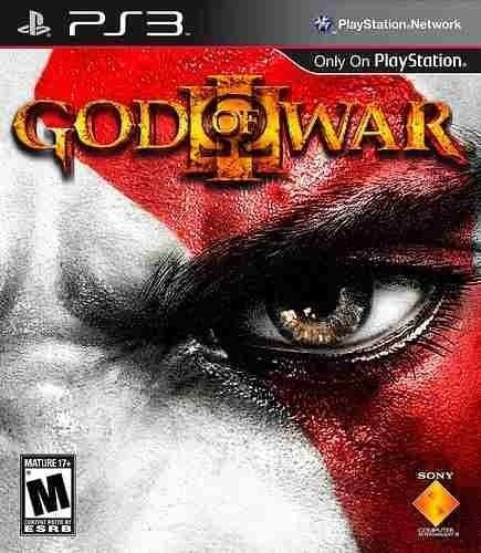 God Of War 3 - Ps3 Mídia Física Usado