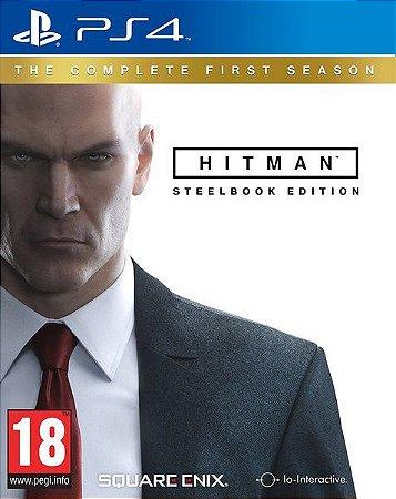 Hitman PS4 Mídia Física Usado