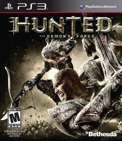 Hunted The Demon's Forge - PS3 Mídia Física Usado