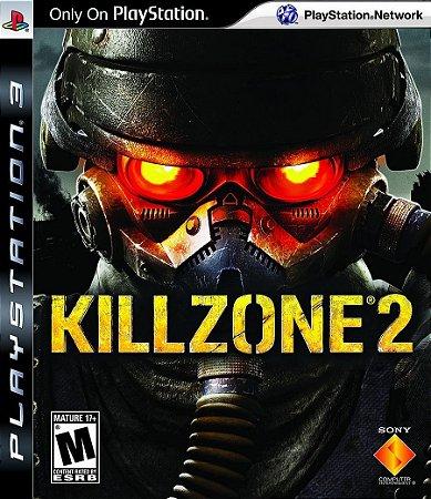Killzone 2 - PS3 Mídia Física Usado
