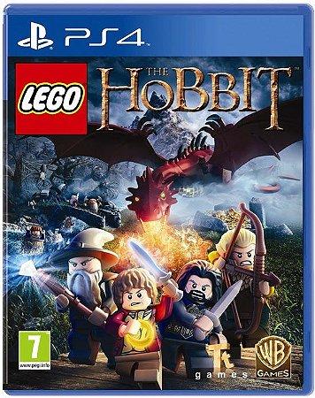 Lego O Hobbit - PS4 Mídia Física Usado