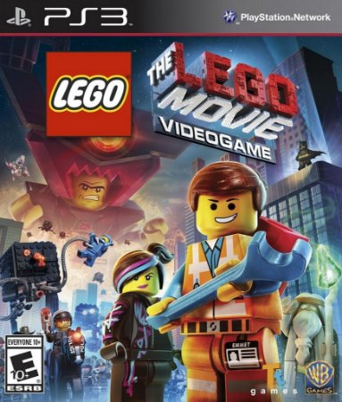 Lego The Movie Videogame PS3 Mídia Física Usado
