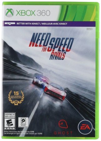 Need for Speed Rivals Xbox 360 Mídia Física Usado