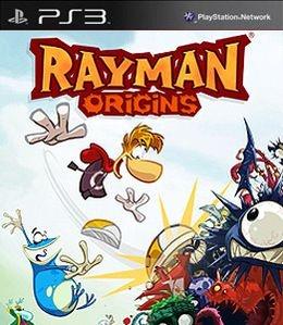 Rayman Origins - PS3 Mídia Física Novo Lacrado
