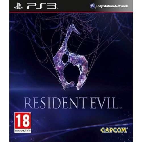Resident Evil 6 - Ps3 Mídia Física Usado