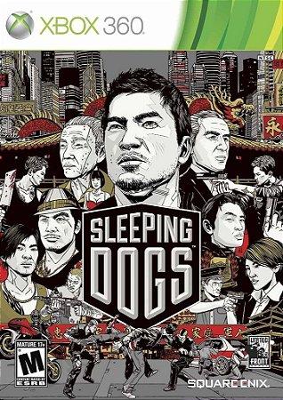 Sleeping Dogs - Xbox 360 Mídia Física Usado
