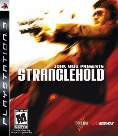 Stranglehold John Woo Presents - Ps3 Mídia Física Usado