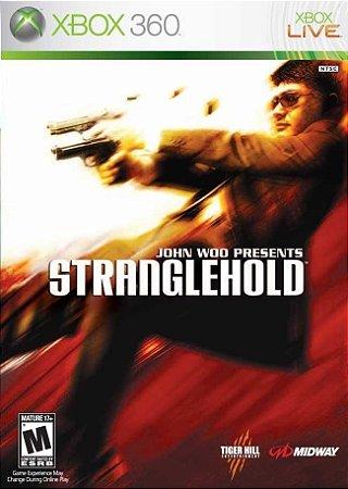Stranglehold - Xbox 360 Mídia Física Usado