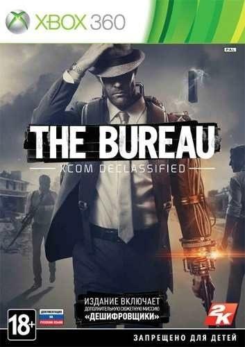 The Bureau - Xbox 360 Mídia Física Usado