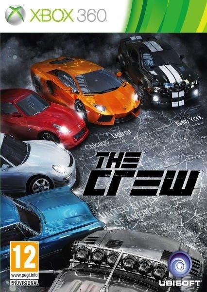 The Crew - Xbox 360 Mídia Física Usado