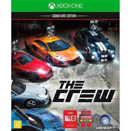 The Crew - Xbox One Mídia Física Novo Lacrado