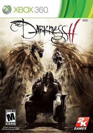 The Darkness 2 Limited Edition Xbox 360 Mídia Física Usado