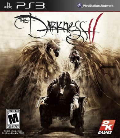The Darkness 2 - Ps3 Mídia Física Usado