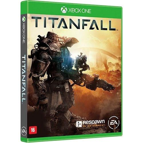 Titanfall - Xbox One Mídia Física Usado