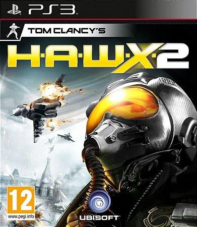 Tom Clancys H.a.w.x 2 - Ps3 Mídia Física Usado