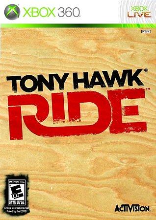 Tony Hawk Ride - Xbox 360 Mídia Física Usado
