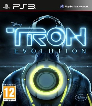 Tron Evolution - PS3 Mídia Física Usado