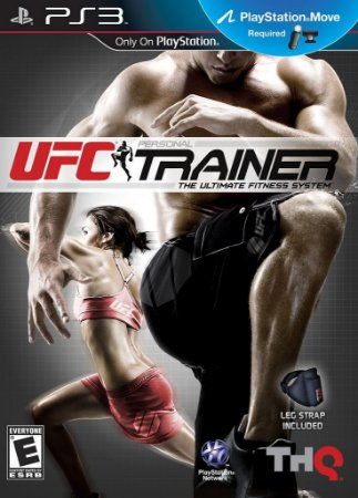 Ufc Trainer The Ultimate Fitness System - PS3 Mídia Física Usado