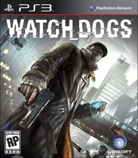 Watch Dogs Ps3 Mídia Física Usado