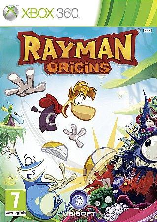 Rayman Origins - Xbox 360 - Mídia Física - Usado