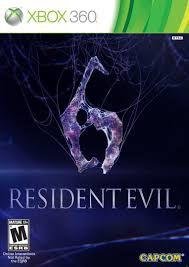 Resident Evil 6 Xbox 360 Mídia Física Usado