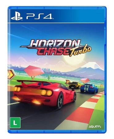 Horizon Chase Turbo PS4 Novo Lacrado