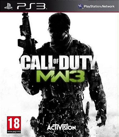 Call of Duty MW3 PS3 Mídia Física Usado