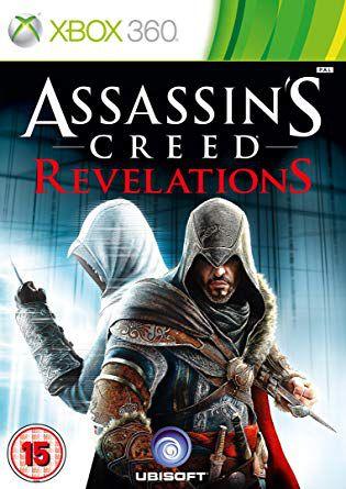 Assassins Creed Revelations Xbox 360 Mídia Física Usado