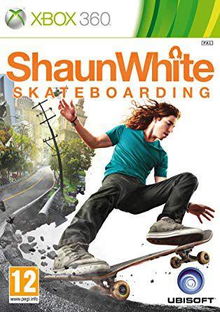 ShaunWhite Skateboarding Xbox 360 Usado