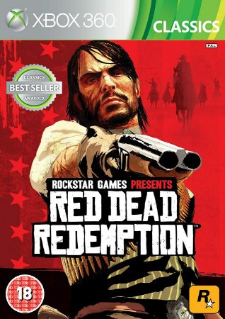 Red Dead Redemption Xbox 360 Usado