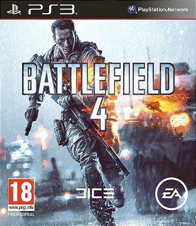 Battlefield 4 PS3 Mídia Física Usado