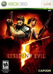 Resident Evil 5 Xbox 360 Usado