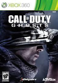 Call of Duty Ghosts Xbox 360 Usado