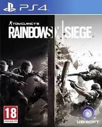 Tom Clancys Rainbows Six Siege PS4 Usado