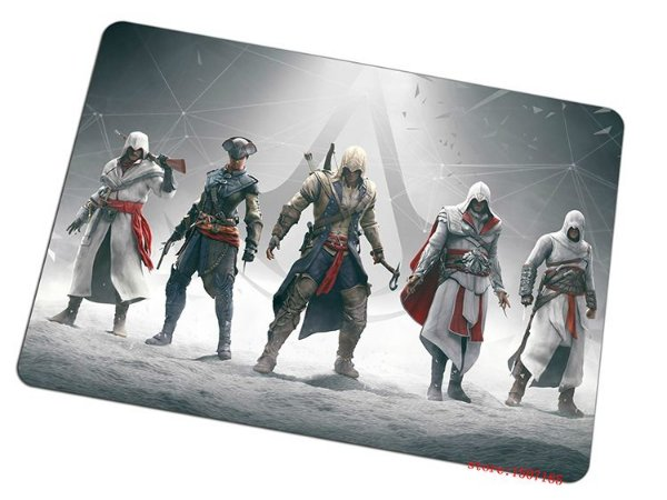 Mouse Pad Assassins Creed Extra Grande Speed