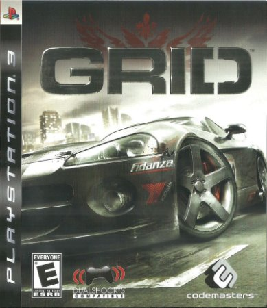Grid Racedriver PS3 Usado