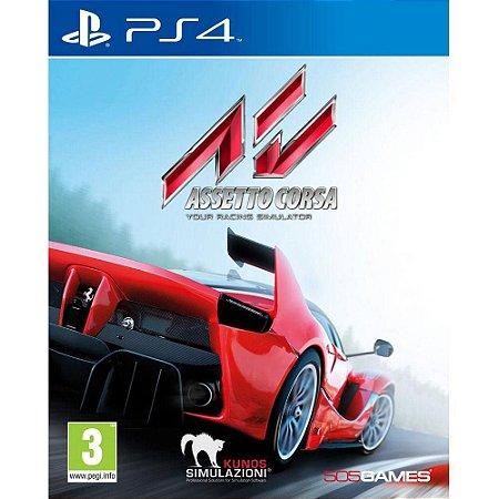 Assetto Corsa PS4 Usado