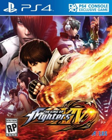 The King of Fighters XIV PS4 Usado