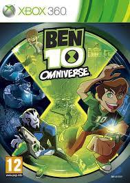 Ben 10 Omniverse Xbox 360 Usado