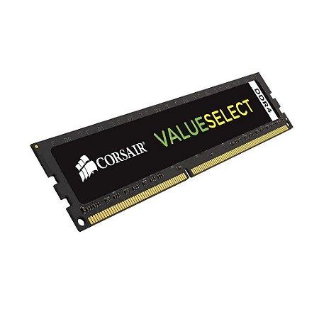 Memória Corsair Value Select DDR4 4GB 2666MHz