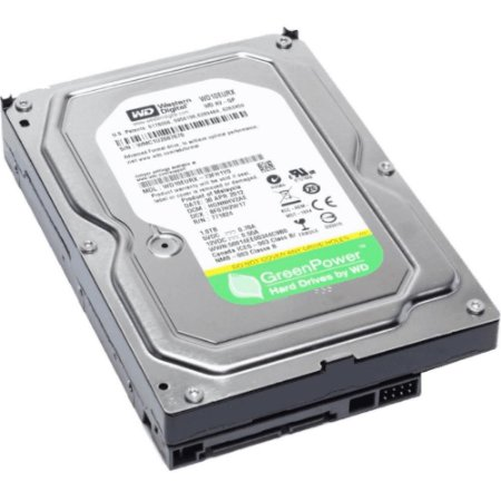HD WESTERN DIGITAL 1TB 7200RPM 64MB SATA III WD10EURX