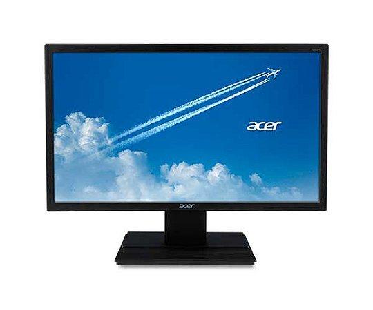 "Monitor Acer V246HQL 23.6"" Full HD 60hz VGA DVI HDMI"