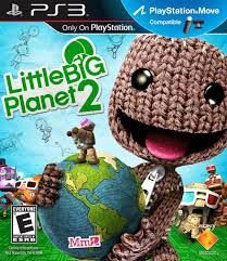 Little Big Planet 2 - Ps3 Mídia Física Usado