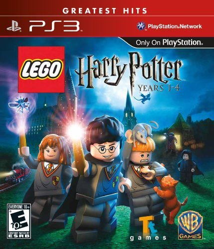 Lego Harry Potter Years 1-4 PS3 Usado